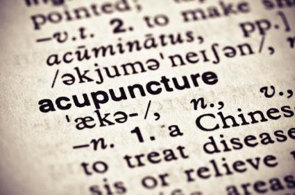 acupuntura definicions